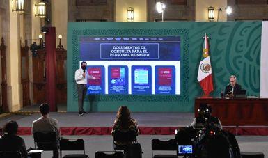 Nuevo sitio vacunacovid.gob.mx para consultar en tiempo real avance de vacunación en el país