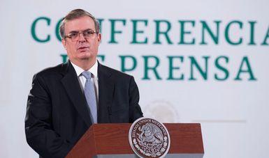 Gobierno de México anuncia la implementación de la fase III de la vacuna china Walvax en territorio nacional
