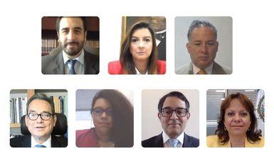 México y la Unión Europea profundizan su colaboración en materia de seguridad y justicia