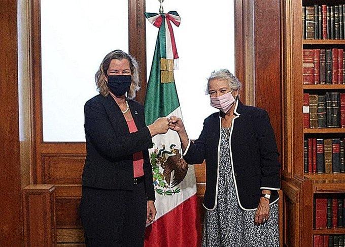 En reunión con Acnur, Secretaría de Gobernación refrenda compromiso de colaboración en favor de las personas refugiadas en México