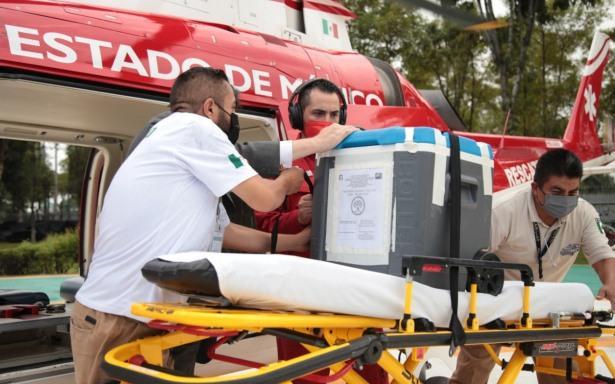Especialistas del IMSS realizan segundo trasplante de corazón del 2021 en el Hospital General de La Raza