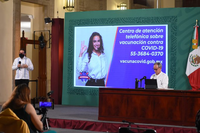 Nuevo asistente virtual atiende dudas sobre vacunación contra COVID-19