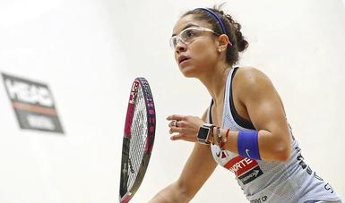 Paola Longoria llega a 107 títulos tras proclamarse campeona del Sweet Caroline