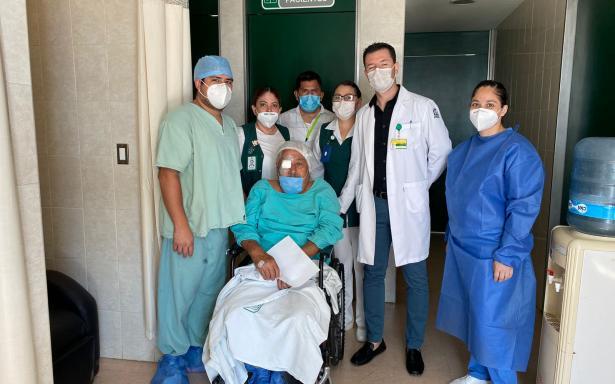 Reciben su alta sanitaria 95,514 personas y continua la lucha del Sector Salud contra COVID-19