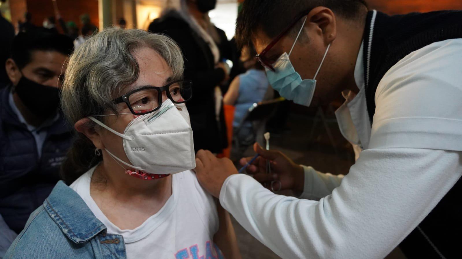 Inicia el 25 de mayo vacunación en adultos mayores de 50 a 59 años en Álvaro Obregón, Azcapotzalco, Benito Juárez, Coyoacán, Miguel Hidalgo, Tlalpan y Venustiano Carranza