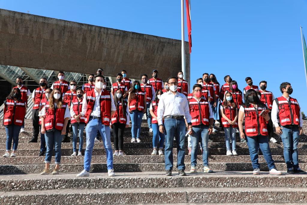 Secretario general del PRI y más de mil militantes se unen a Romo