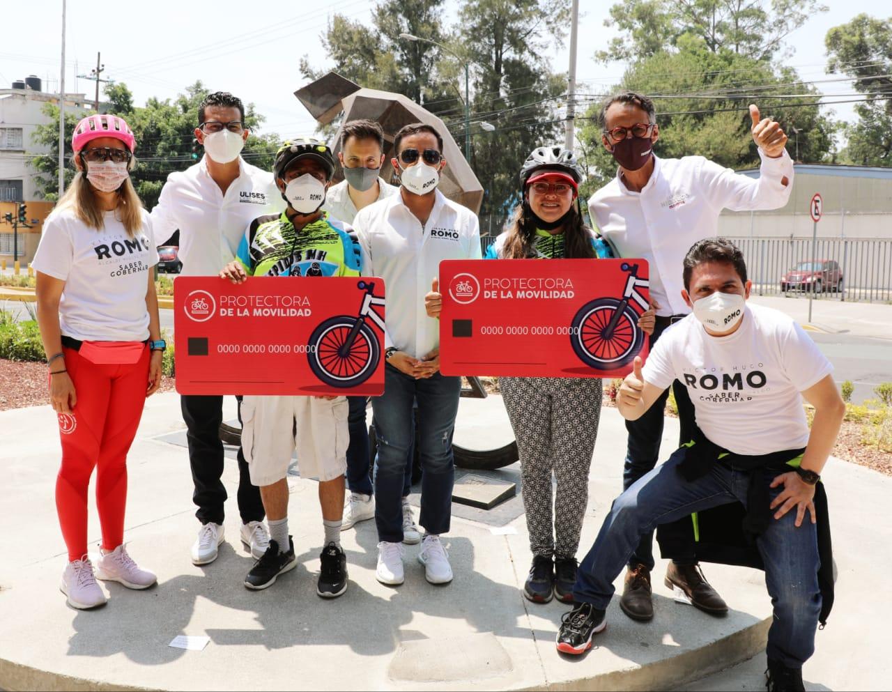 Regresa reforzada la protectora de la movilidad MH: Romo