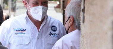 """""""Queremos seguir siendo la mejor en seguridad, servicios e infraestructura"""": vecina de la colonia San Juan"""