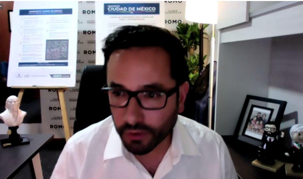 Coparmex seguirá siendo aliado estratégico en MH: Romo