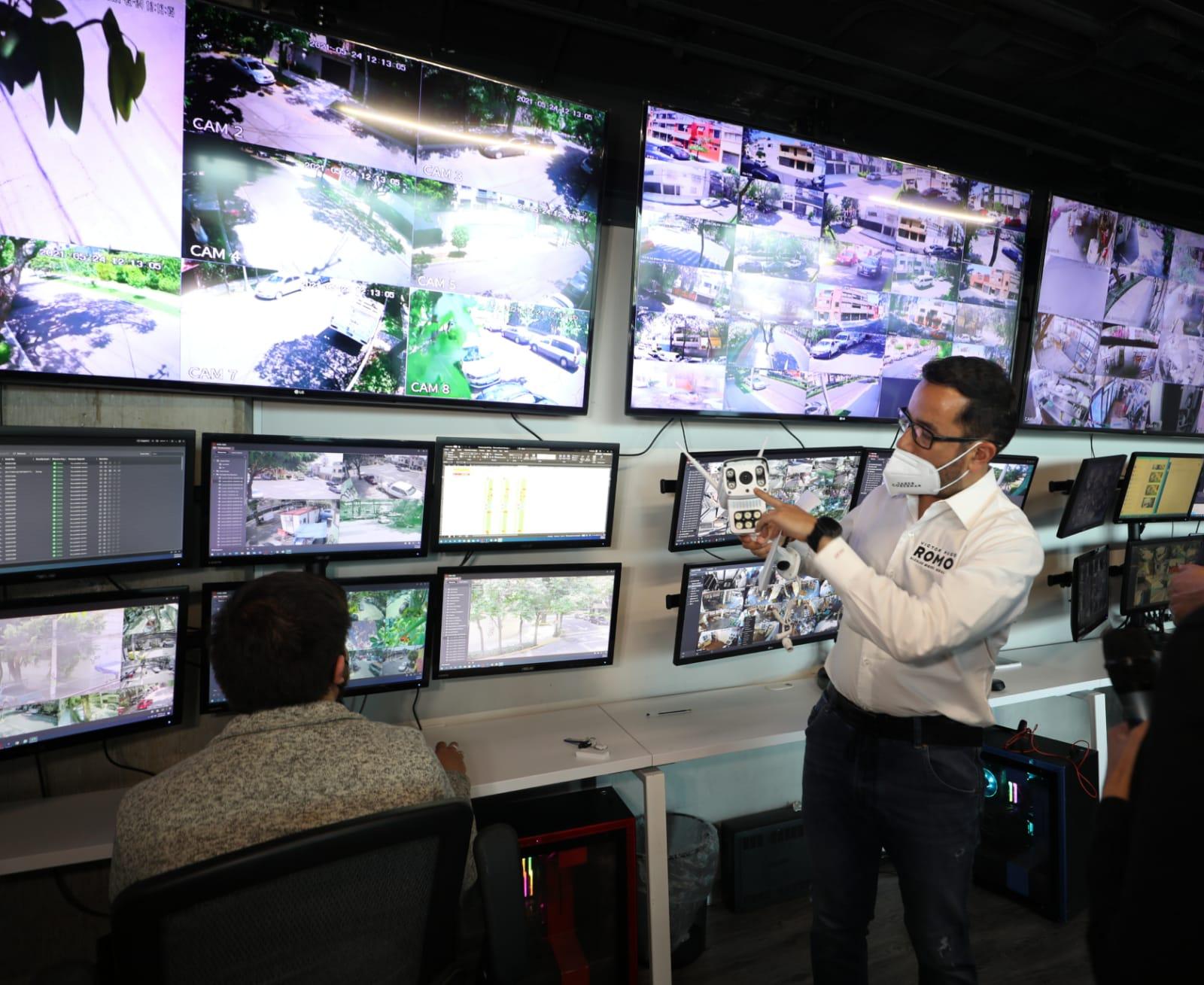 Presenta Romo Plan de Seguridad2021-24 MH