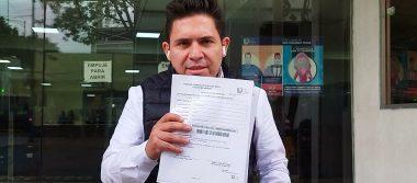 PGJCDMX investiga a Mauricio Tabe por compra de votos con despensas