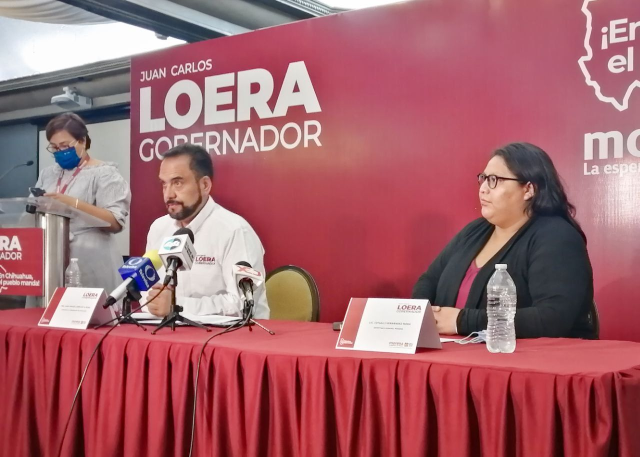 Uno de los grandes pendientes de Ciudad Juárez son los feminicidios: Citlalli Hernández