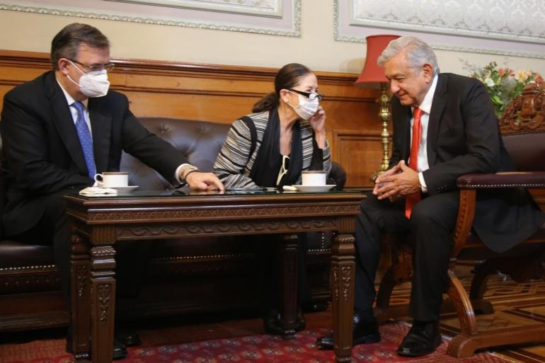Kamala Harris informa a AMLO que EU enviara un millón de dosis de la vacuna de Johnson & Johnson de una sola aplicación