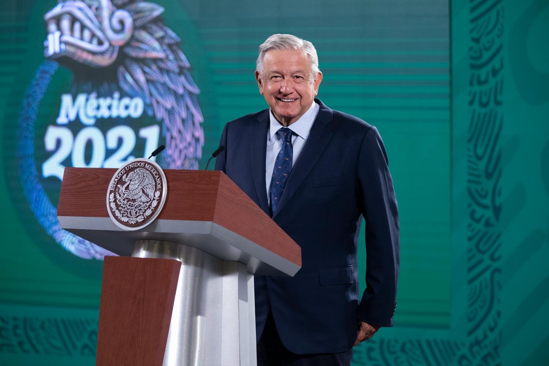 El millón de dosis de la vacuna Johnson & Johnson que recibirá México de EU se aplicarán en la frontera con Estados Unidos para la reactivación económica: AMLO