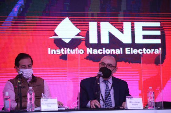 Presenta INE resultados de Conteo Rápido para elección de diputaciones federales