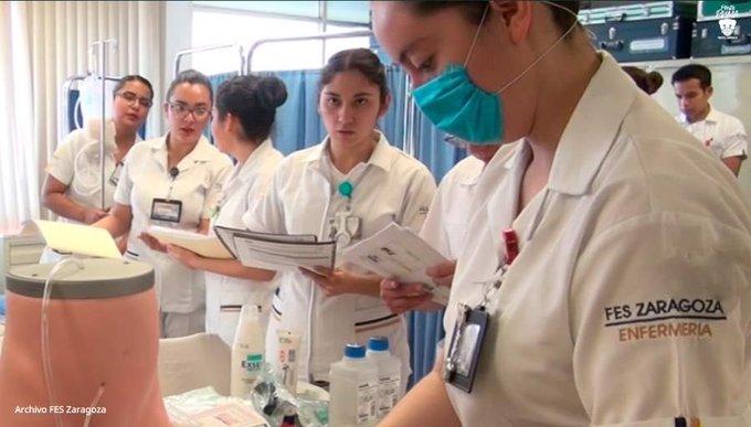 Licenciatura en Enfermería de la FES Zaragoza primera a nivel nacional en obtener acreditación internacional del Consejo Mexicano para la Acreditación de Enfermería.