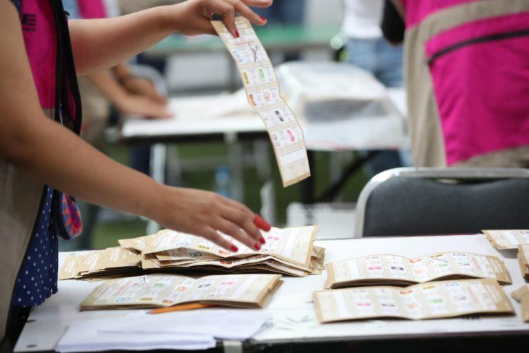 Inician cómputos distritales de la elección de diputados federales