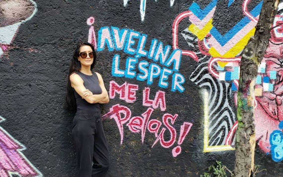 Avelina Lésper vs grafiteros: los reta a debatir sobre arte