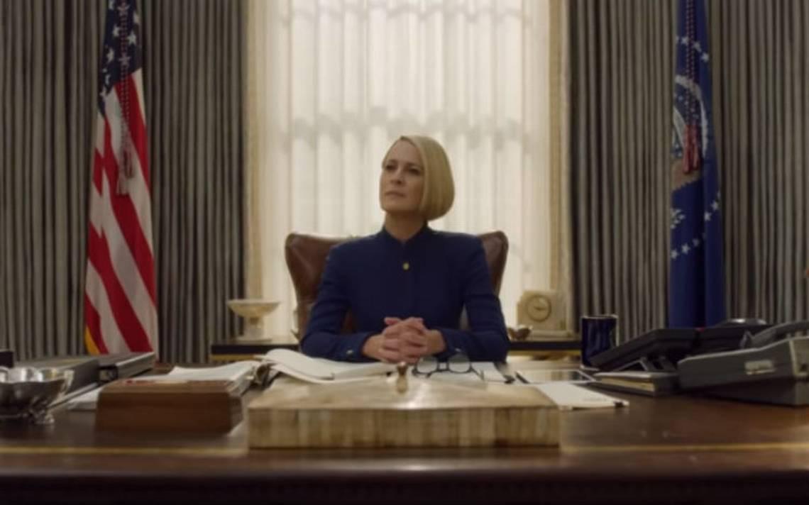 Así regresa Claire Underwood en el último tráiler de House of Cards