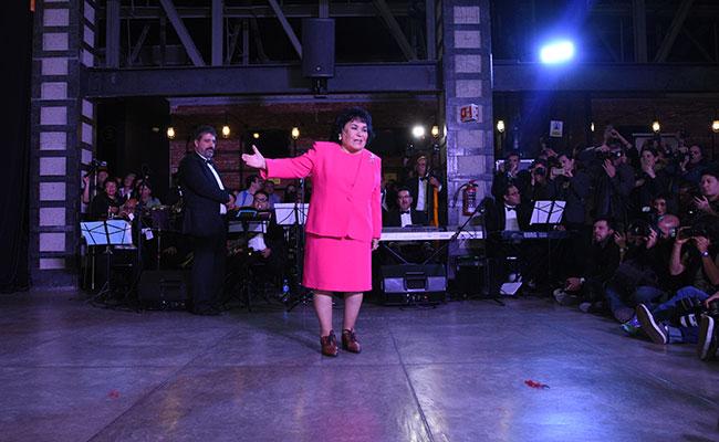 Carmen Salinas la lideresa del S.U.F.R.O.