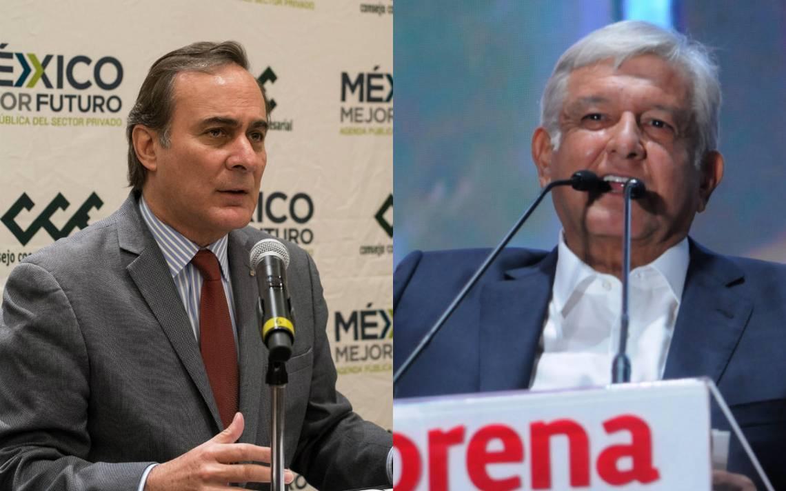 Equipo de López Obrador se sumará a negociaciones de TLCAN: CCE
