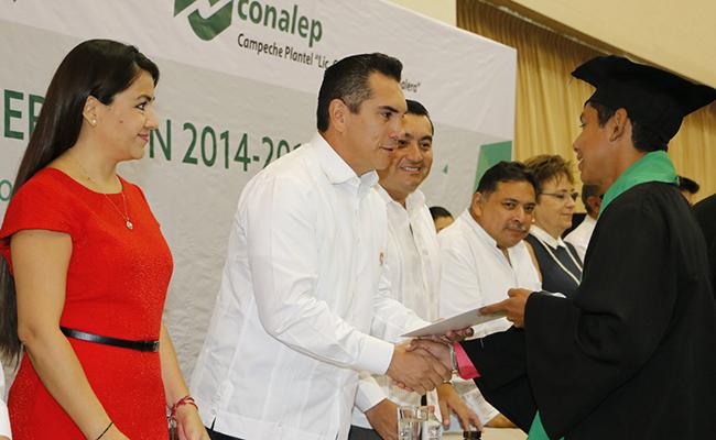 La fortaleza de Campeche está en su juventud