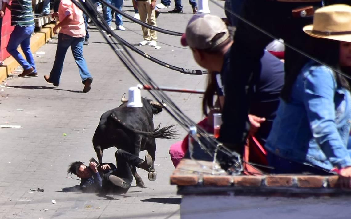 Reportan menos cinco lesionados por Huamantlada 2018
