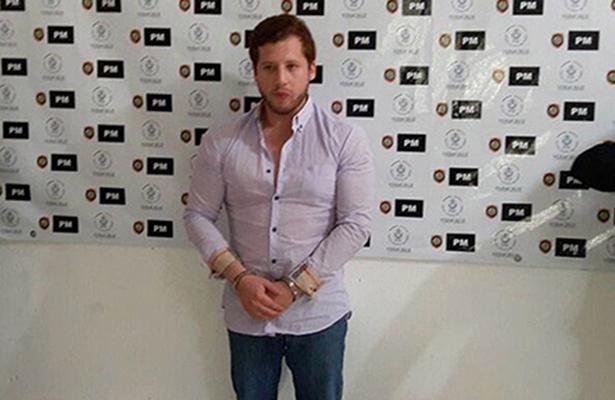 """Juzgado suspende solicitud de amparo al """"Porky"""" Enrique Capitaine"""