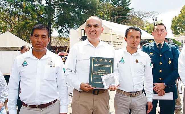 Las Margaritas, primer municipio de Chiapas en contar con su Plan Resiliente