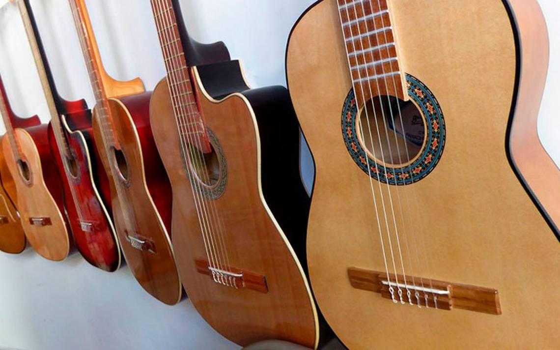 El municipio de Paracho realizará la XLV Feria Internacional de la Guitarra