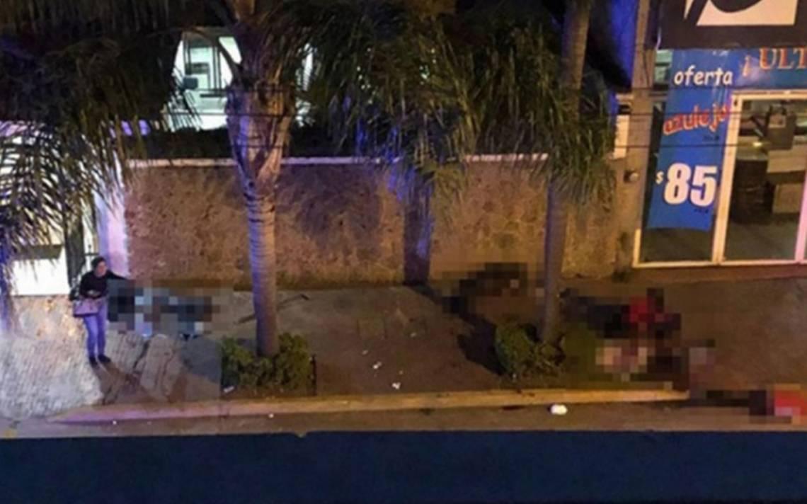 "Identifican ""con nombre y apellido"" a responsables de matanza en funeraria de Uruapan"