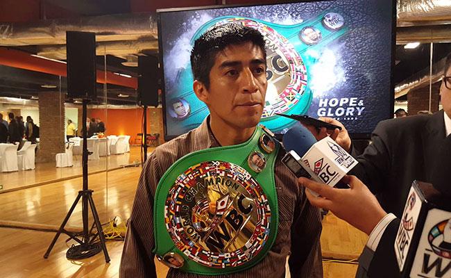 Boxeador Ganigan López volverá a Japón, ahora como monarca