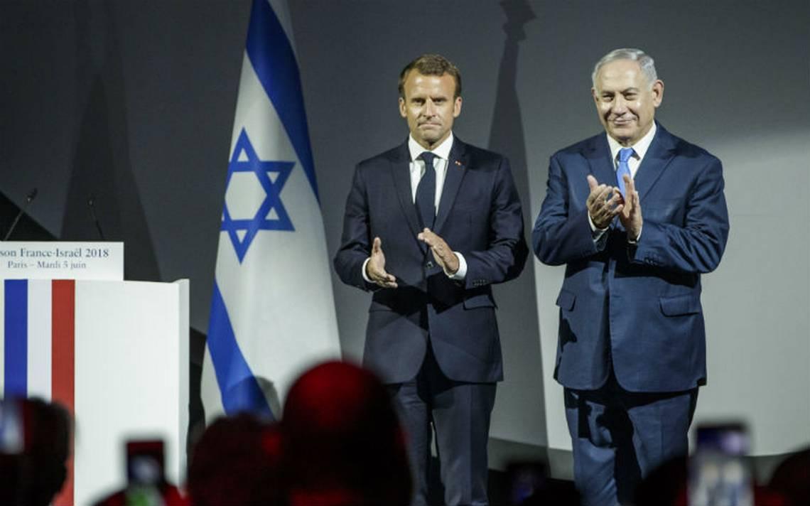 Advertencia de Macron a Netanyahu: la escalada contra Irán puede conducir a un conflicto