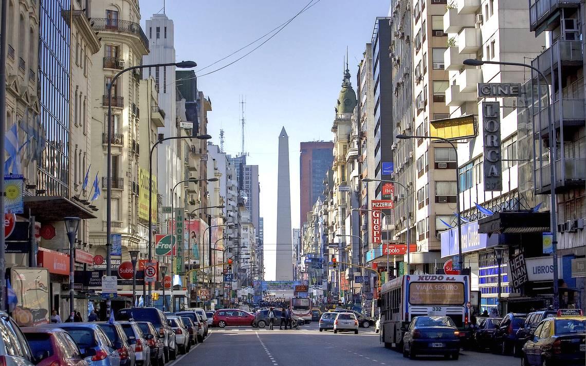 Anuncian paro nacional en Argentina tras inestabilidad económica
