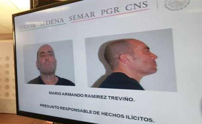 Extraditan a EU a exlíder del Cartel del Golfo, Mario Ramírez Treviño