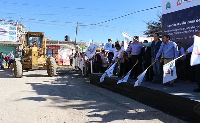 Anunció el Gobernador Omar Fayad nuevas obras