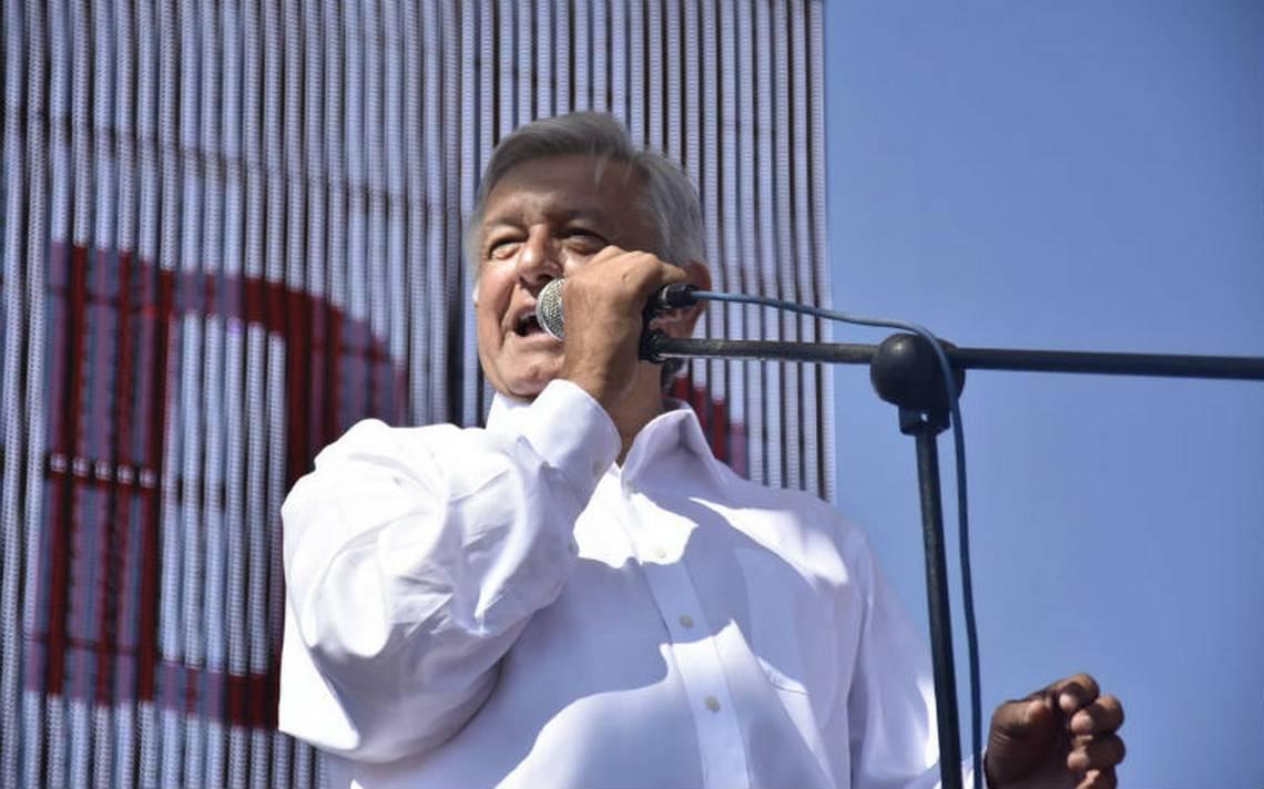 Revelan el cartel oficial del AMLOFesten el Azteca