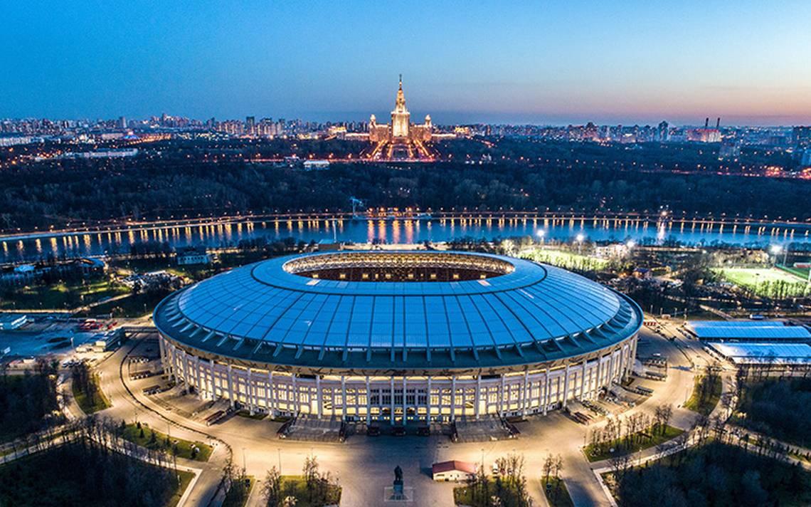 Templos del futbol: La joya de MoscA?, el estadio LuzhnikA�