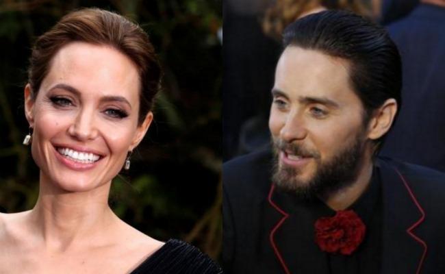 "El romance secreto de Angelina Jolie ""sale a la luz"""