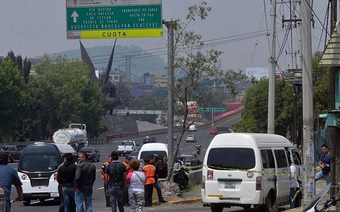 Cae banda de asaltantes que también asesinaba en la México-Pachuca