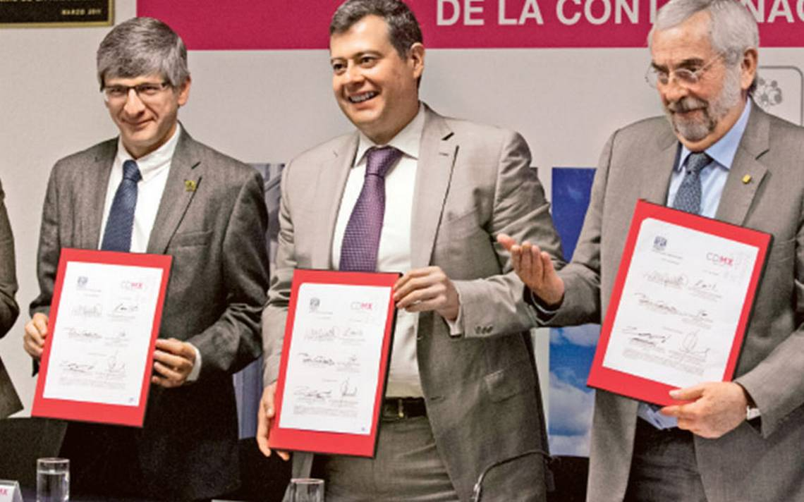 José Ramón Amieva descarta ampliar el plazo para verificación
