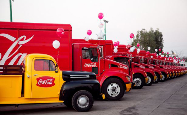 Clonan página web de Coca-Cola Femsa para cometer fraude