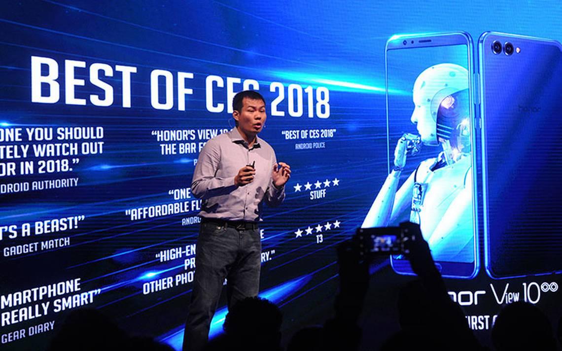 Huawei vuelve al mercado mexicano y presenta equipos Honor