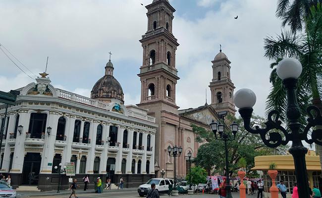 Recaudarán 4 mdp para restaurar la cúpula de la Catedral de Tampico