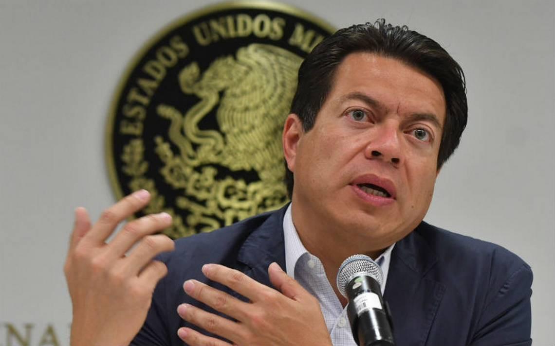 Morena propondrá subir salario mínimo a 108 pesos, afirma Mario Delgado