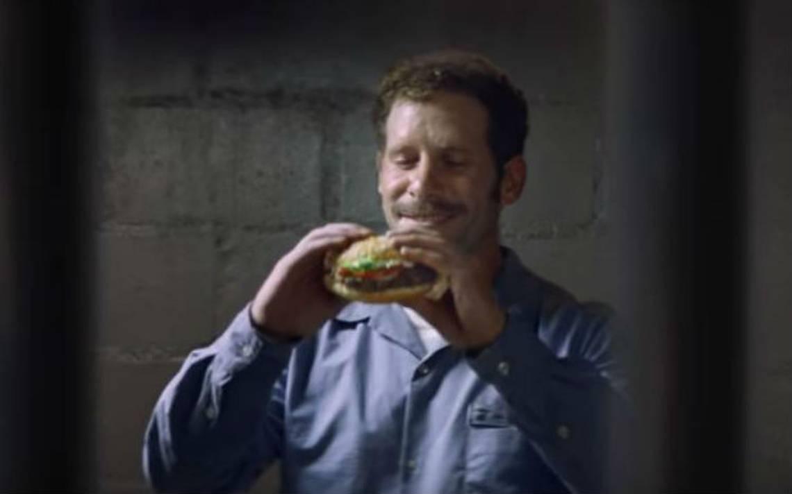 En el corredor de la muerte, el polémico comercial de Burger King que indigna a miles