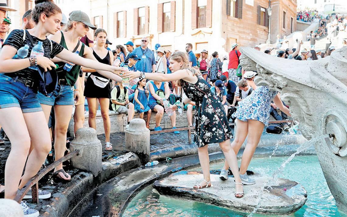 Afecta ola de calor gran parte de Europa, prevén cifras récord