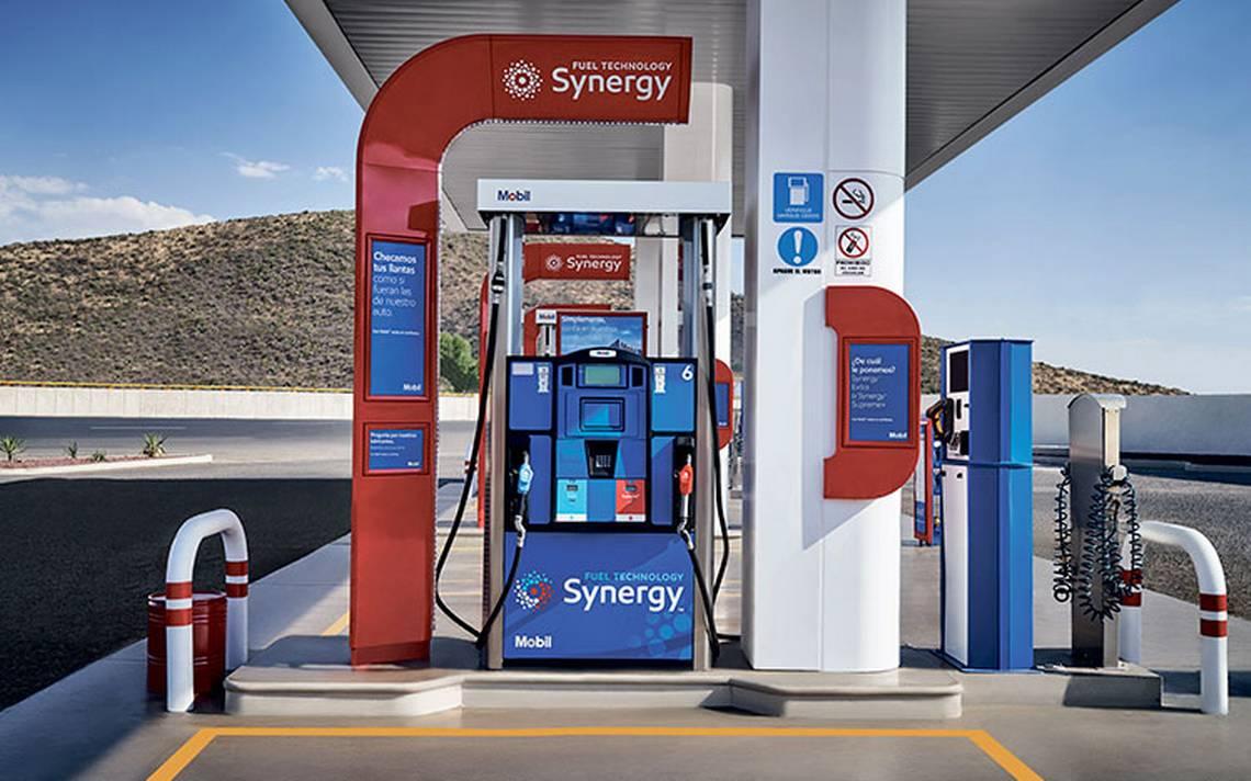 Por gran éxito de servicio, Exxon transportará productos por tren