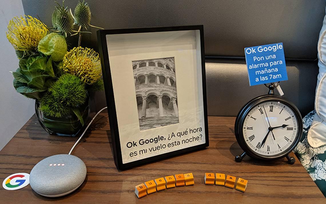 Google Home llega para sorprender a México