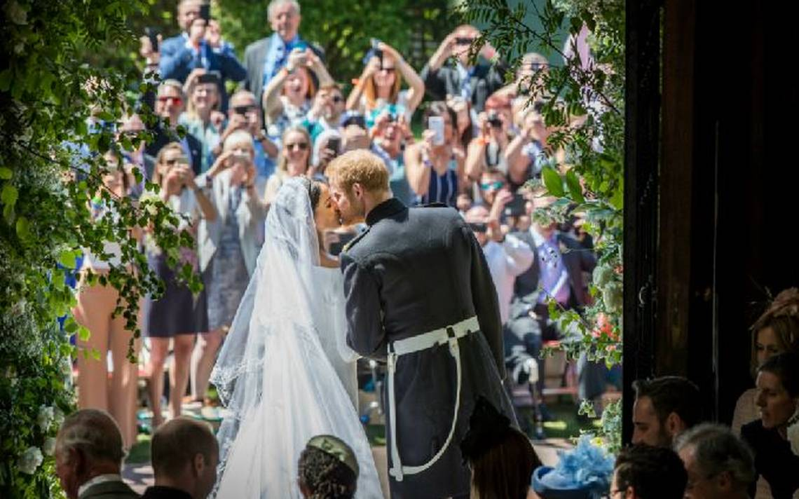 Pastor recuerda a Luther King y el poder del amor en sermón de la boda de Harry y Meghan